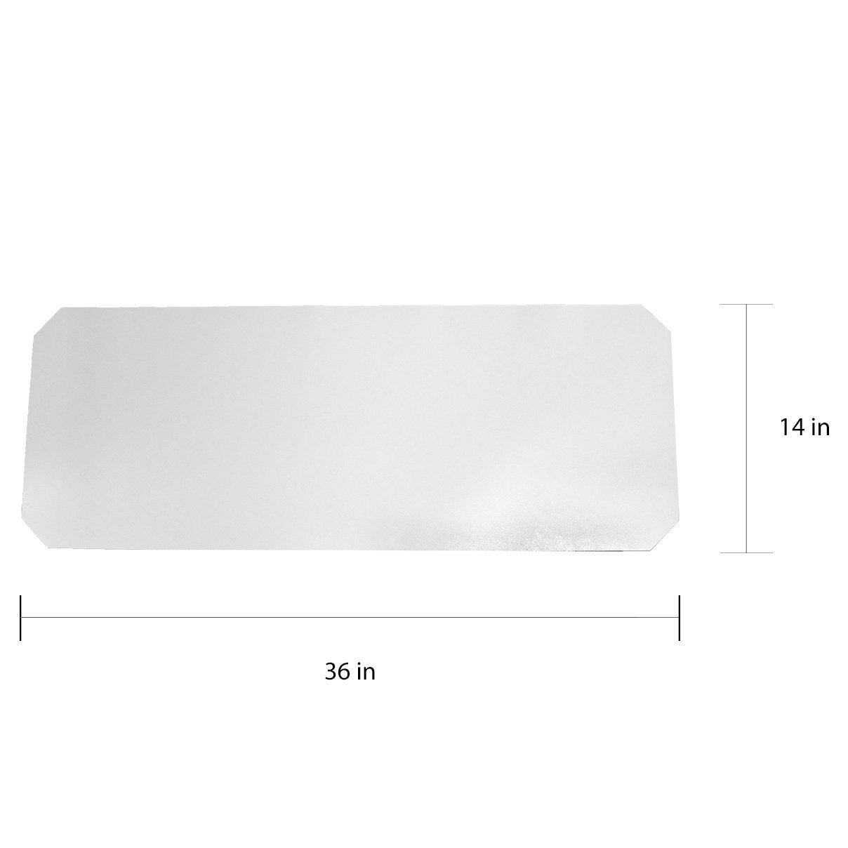 Trinity 4-Pack 36x14-inch Shelf Liner - Free Shipping On Orders Over ...