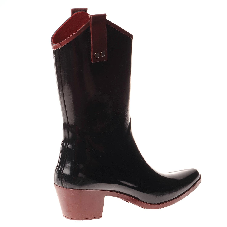 abe9caf0417 Henry Ferrera Women's Cowboy Rain Boot