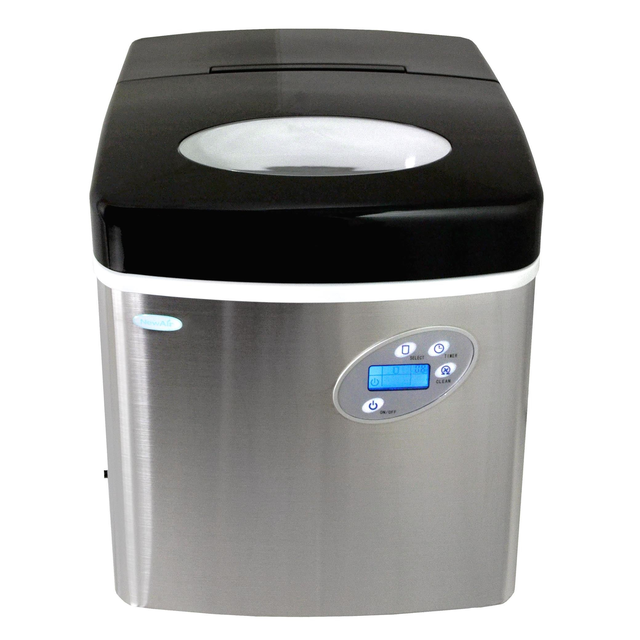 best icemaker machine ice itm black countertop countertops compact details igloo fast maker making portable