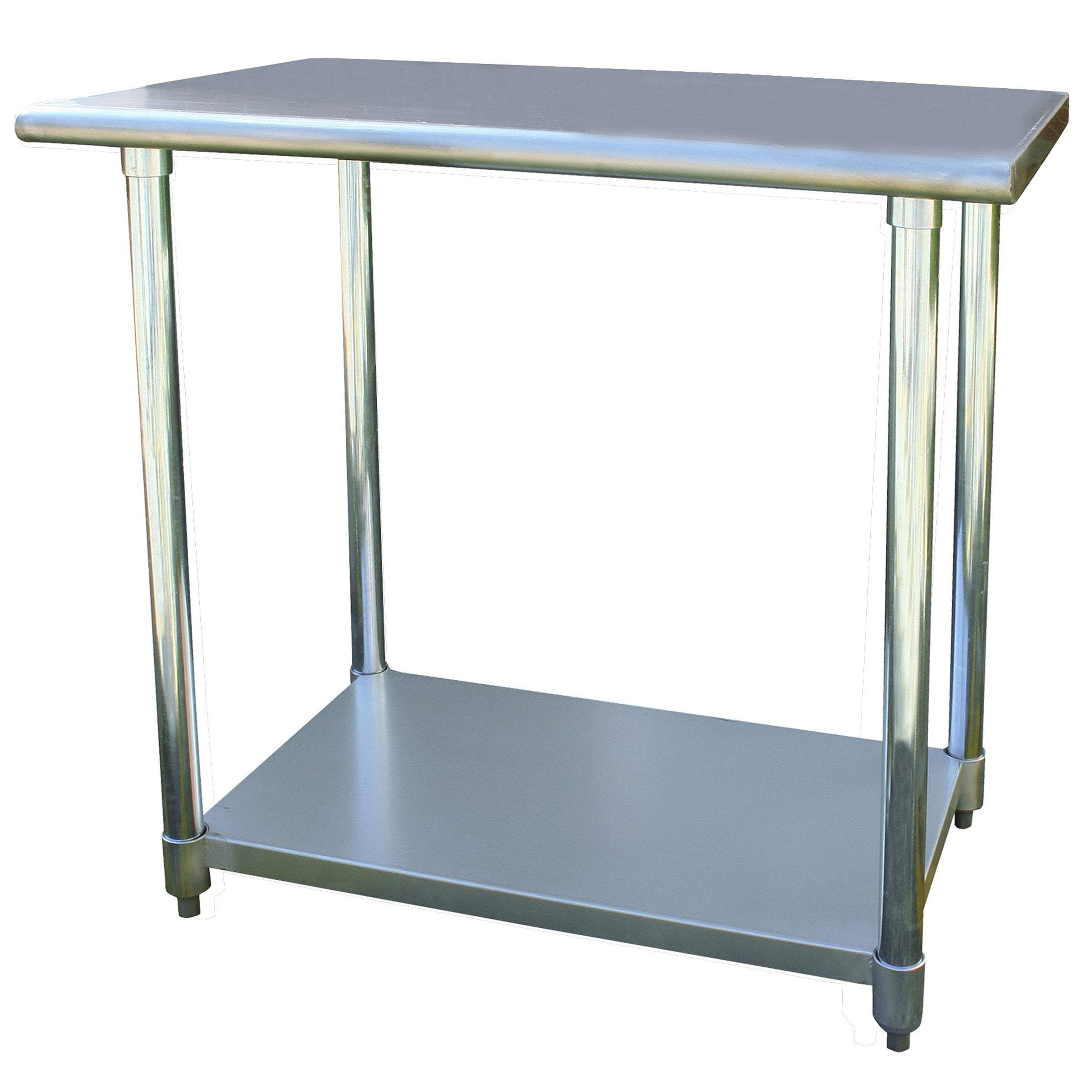 Sportsman Series Stainless Steel Work Table - Free Shipping Today ...