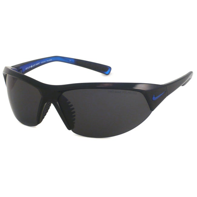 e5500eac800 Shop Nike Men s Skylon Ace Swift Polarized  Wrap Sunglasses - Free Shipping  Today - Overstock.com - 7424820