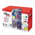 Acco Club Clip Pack 80 Ideal 45 Binder 350 Jumbo