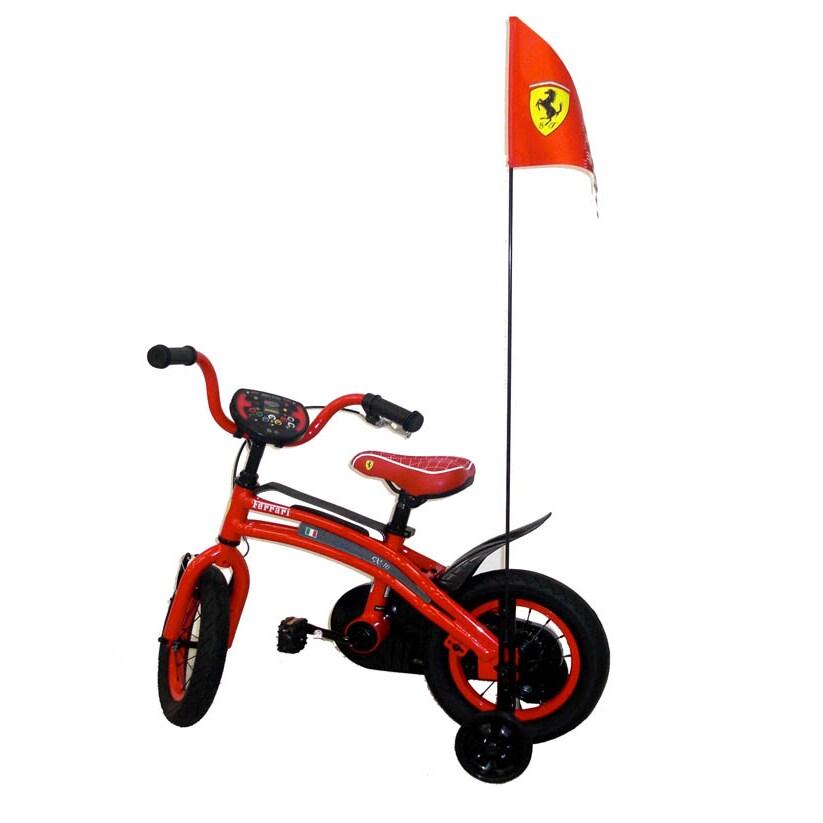 3ca4d552b3b Shop Ferrari CX-20 16-inch Kids Bike - Free Shipping Today - Overstock -  7456243