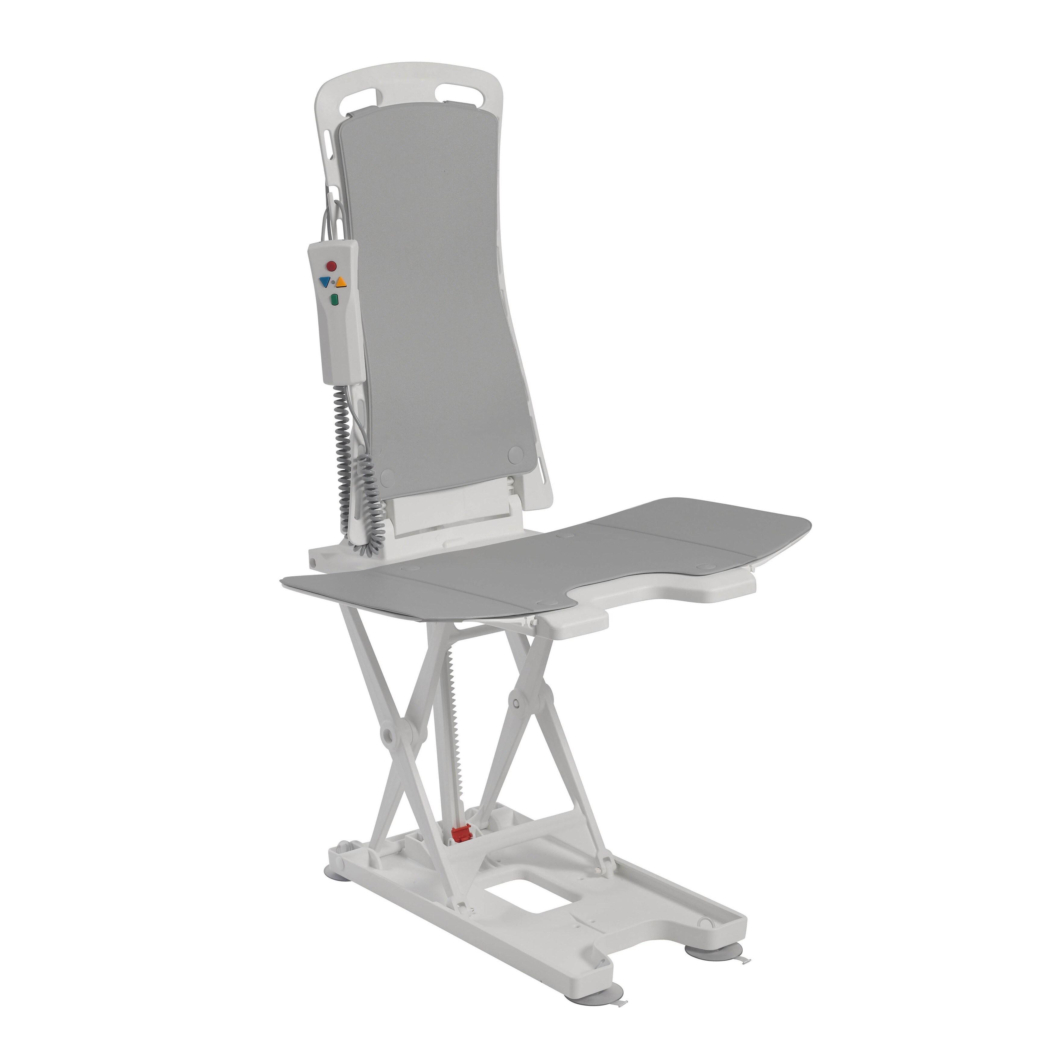 Shop Drive Medical Bellavita Auto Bath Tub Chair Seat Lift - Free ...