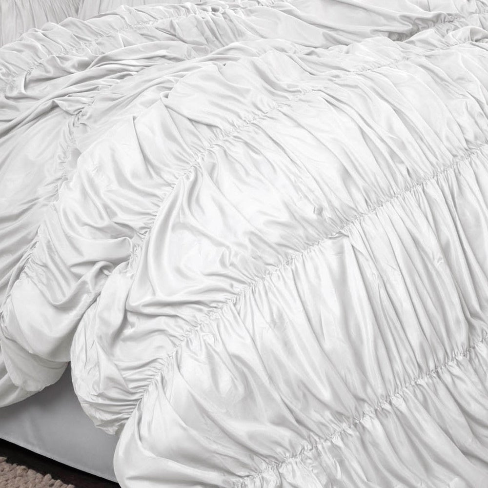 Lush Decor Venetian White Comforter Set Free Shipping Today 20881715