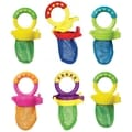Munchkin Assorted Color Fresh Food Feeders (Pack of 6)
