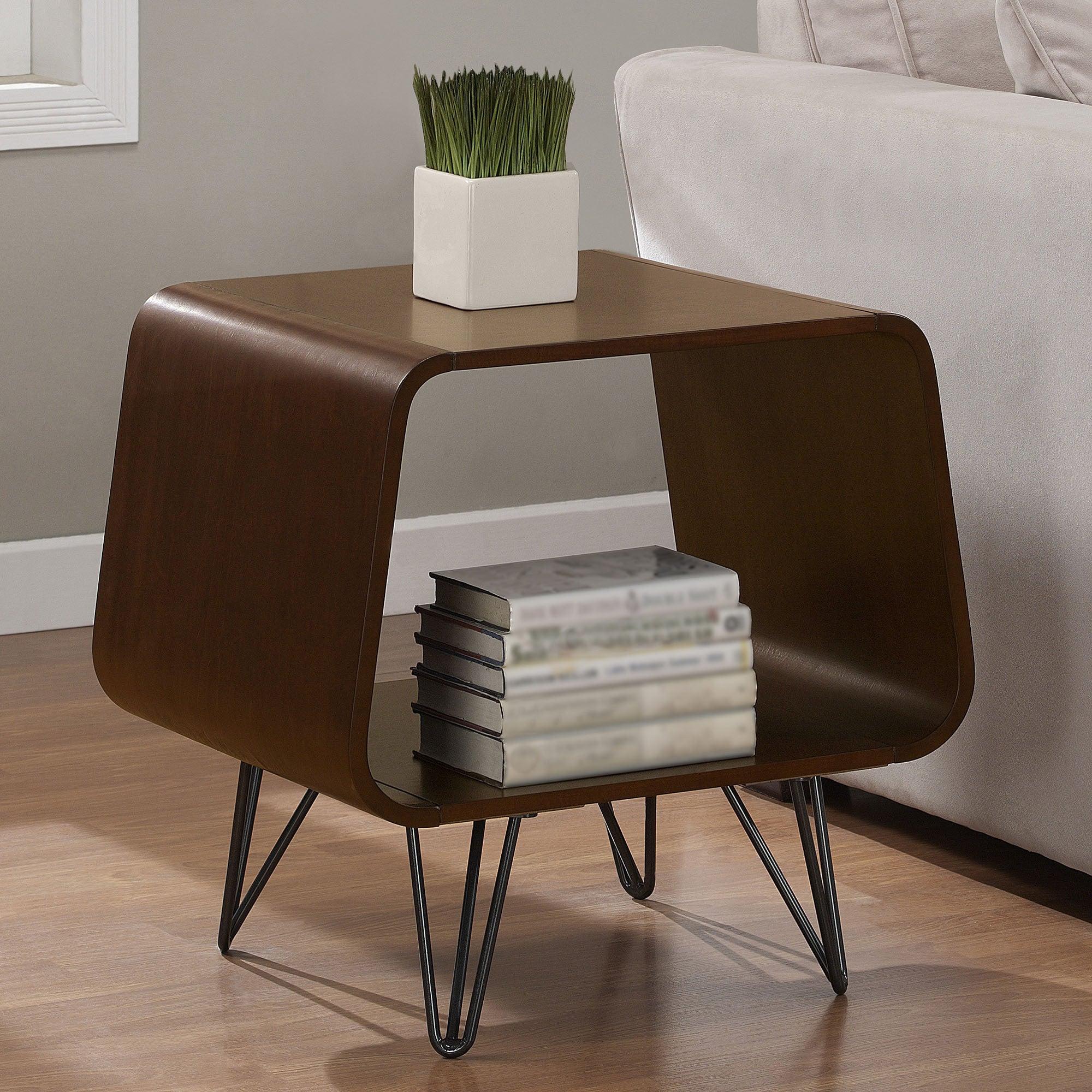 Astro Coffee Table.Carson Carrington Astro End Table