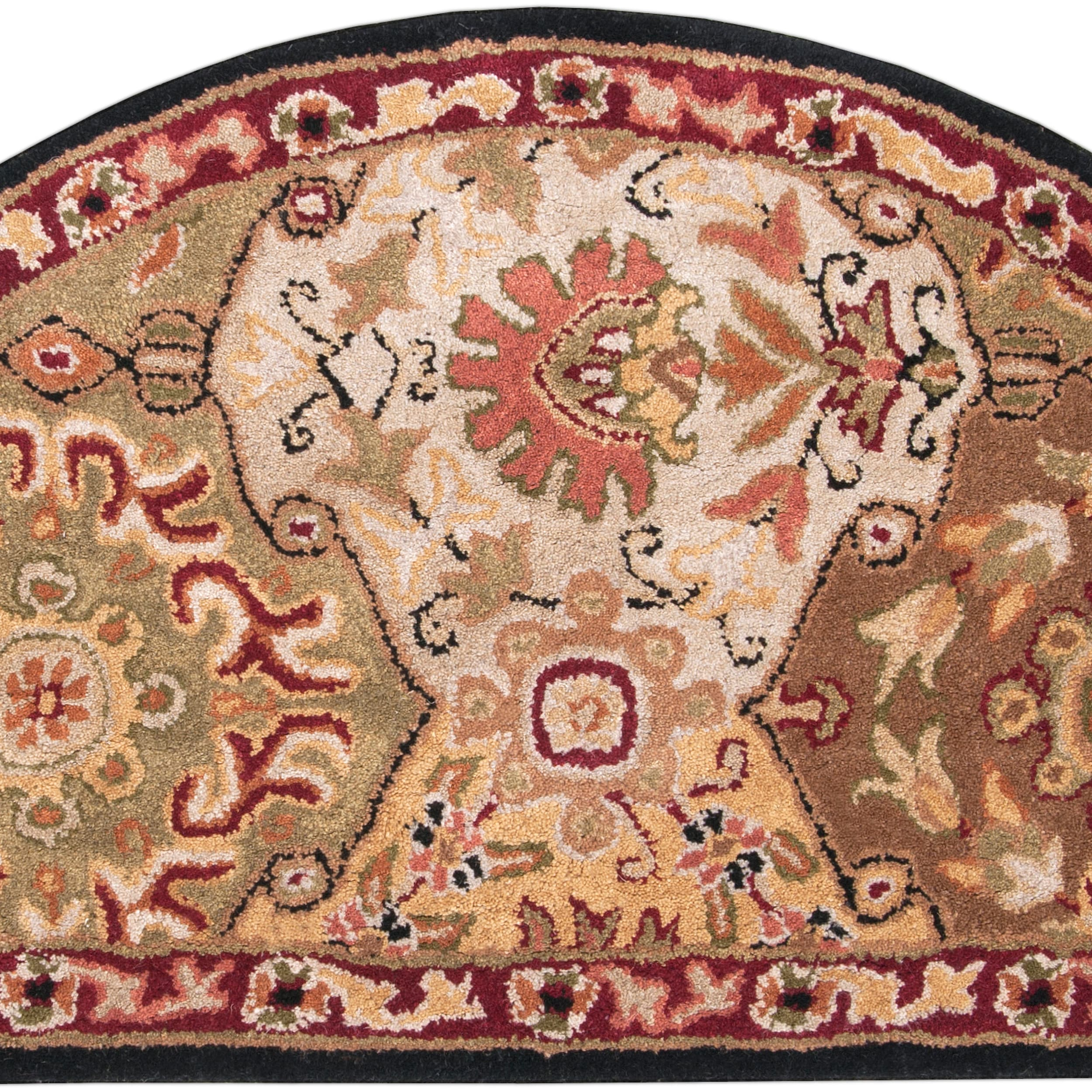 Hand Tufted Sansom Wool Area Rug 2 X 4 Hearth Free Shipping Today 14944400