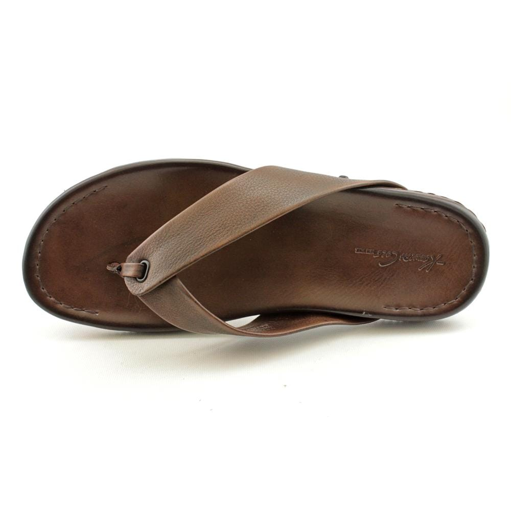 d53b50c24ede73 Shop Kenneth Cole NY Men s  It s A Breeze  Leather Sandals (Size 13) - Free  Shipping Today - Overstock - 7506553