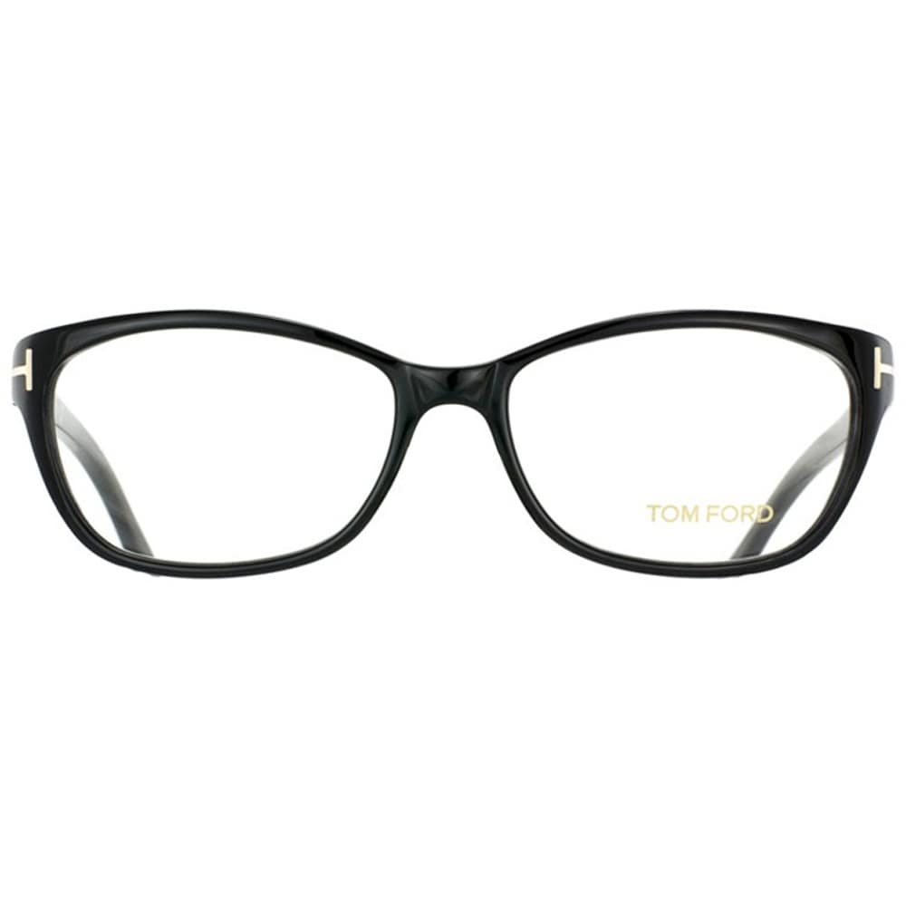 b639d7039b1 Shop Tom Ford Women s TF5142 001 Optical Eyeglass Frames - Free Shipping  Today - Overstock - 7508946