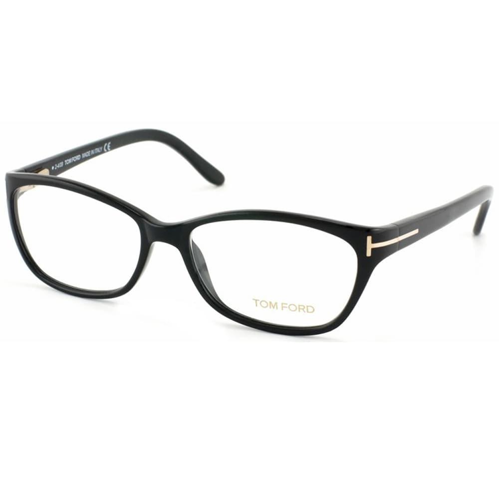 5b6407288a68 Shop Tom Ford Women s TF5142 001 Optical Eyeglass Frames - Free ...