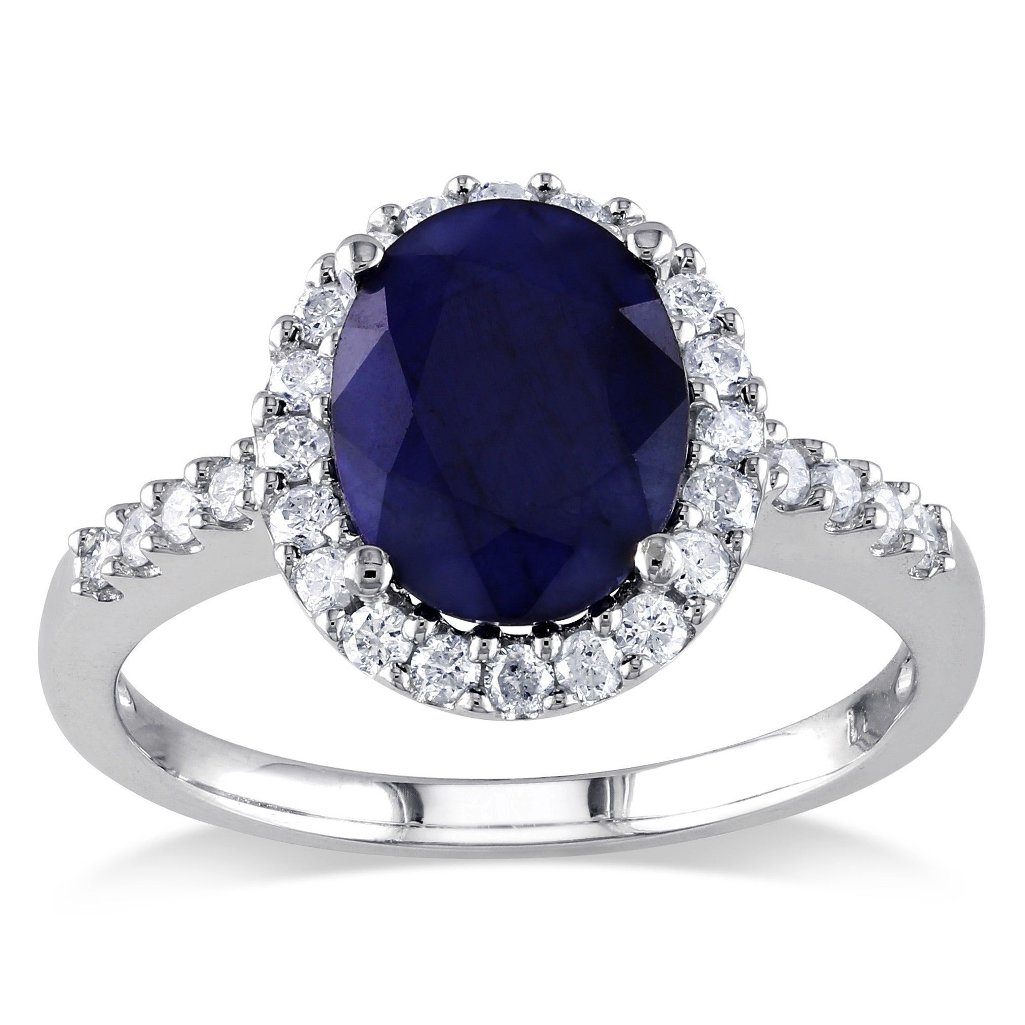cannele pin rings ring dark andrew sapphire cannel blue engagement geoghegan