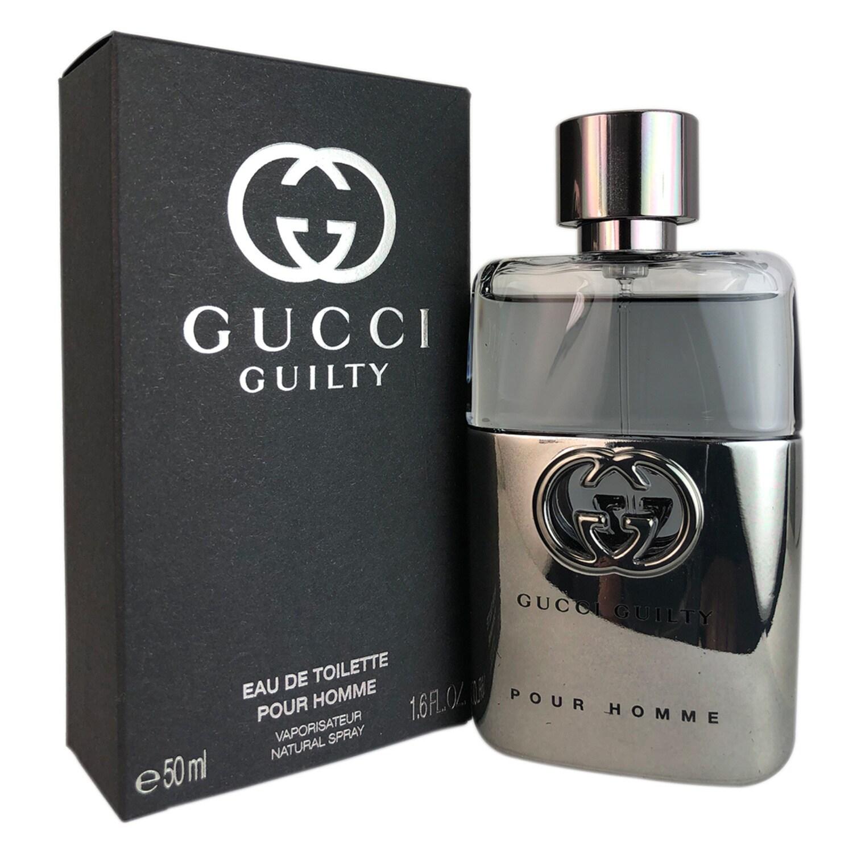 31e177d44cd Shop Gucci Guilty Pour Homme Men's 1.6-ounce Eau de Toilette Spray - Free  Shipping Today - Overstock - 7523977