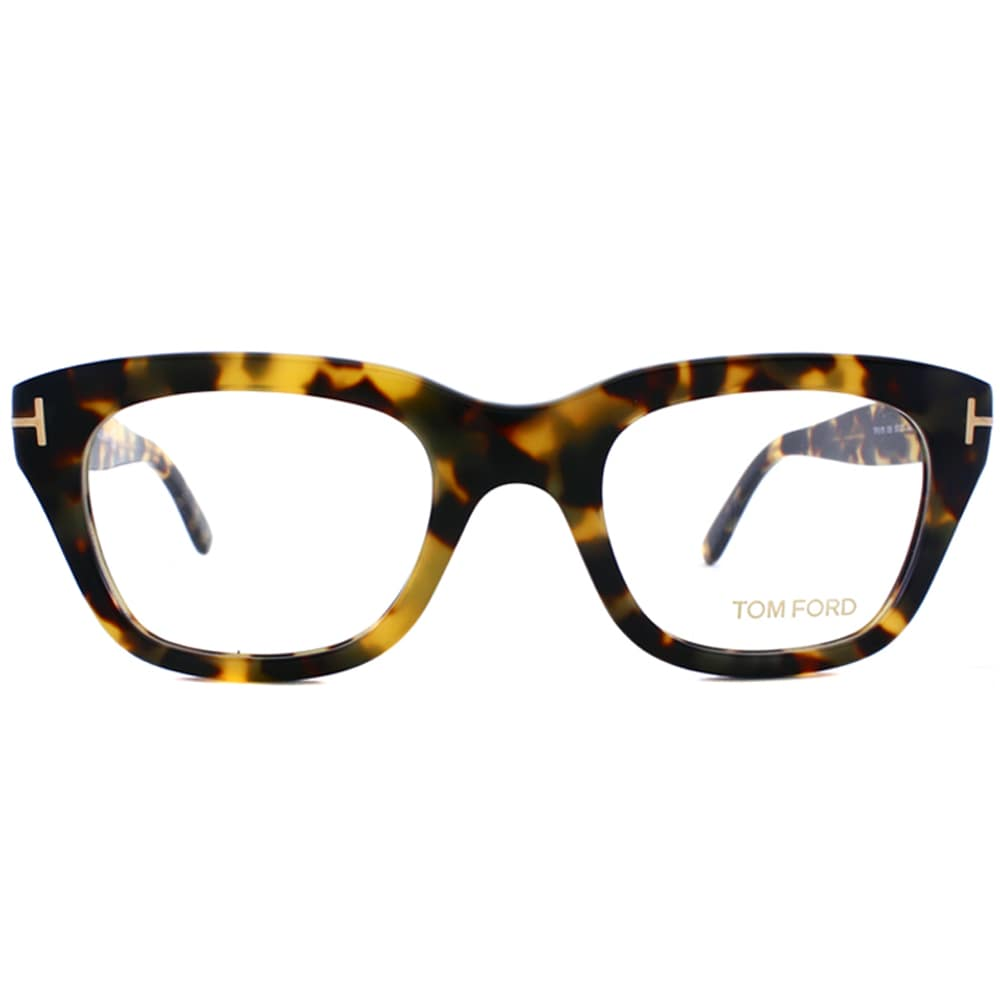 249ca4a9a3aa4 Shop Tom Ford Unisex Vintage Tortoise Plastic Eyeglasses - Free Shipping  Today - Overstock - 7524053