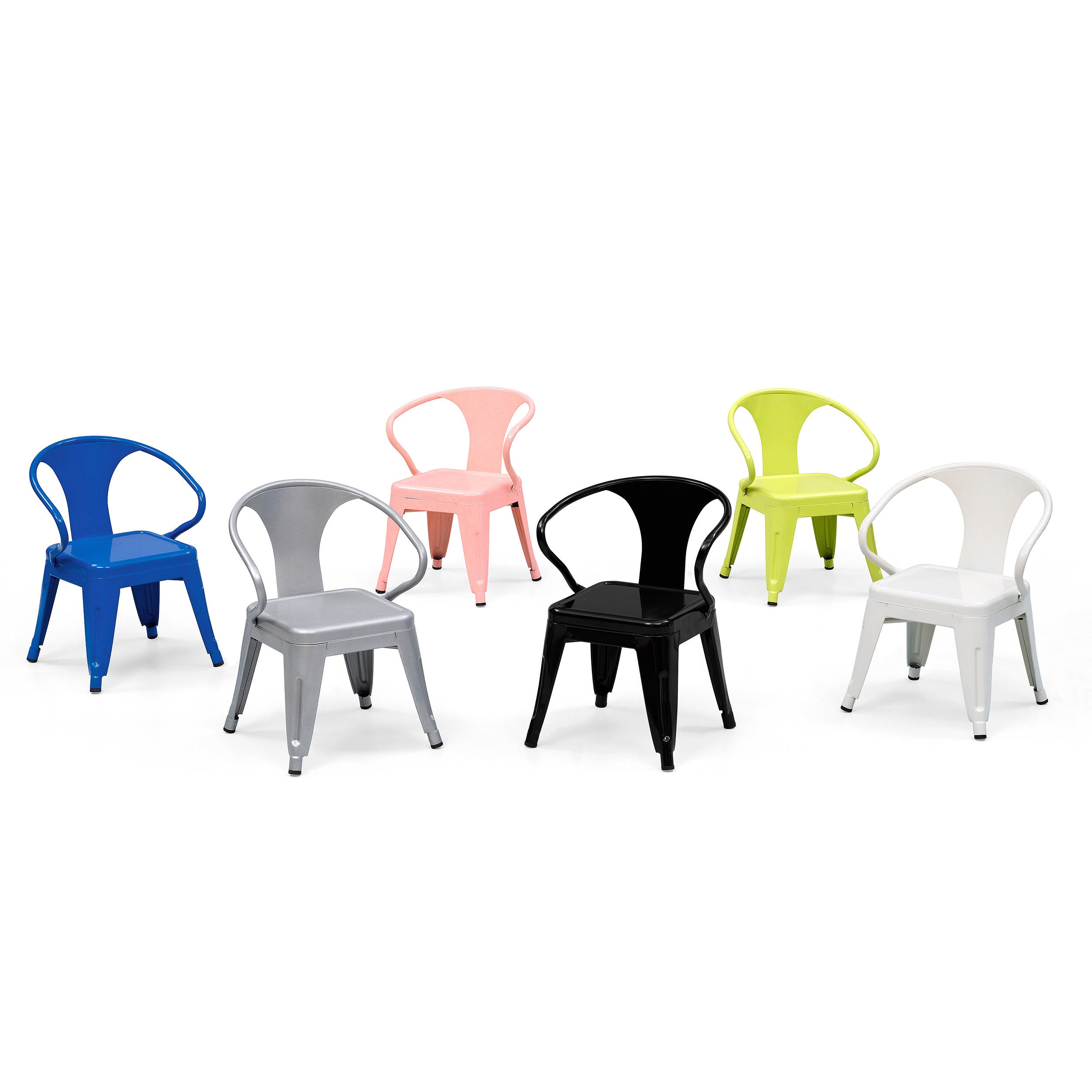 Fresh Kids Tabouret Stacking Chairs (Set of 2) - Free Shipping Today  LV24