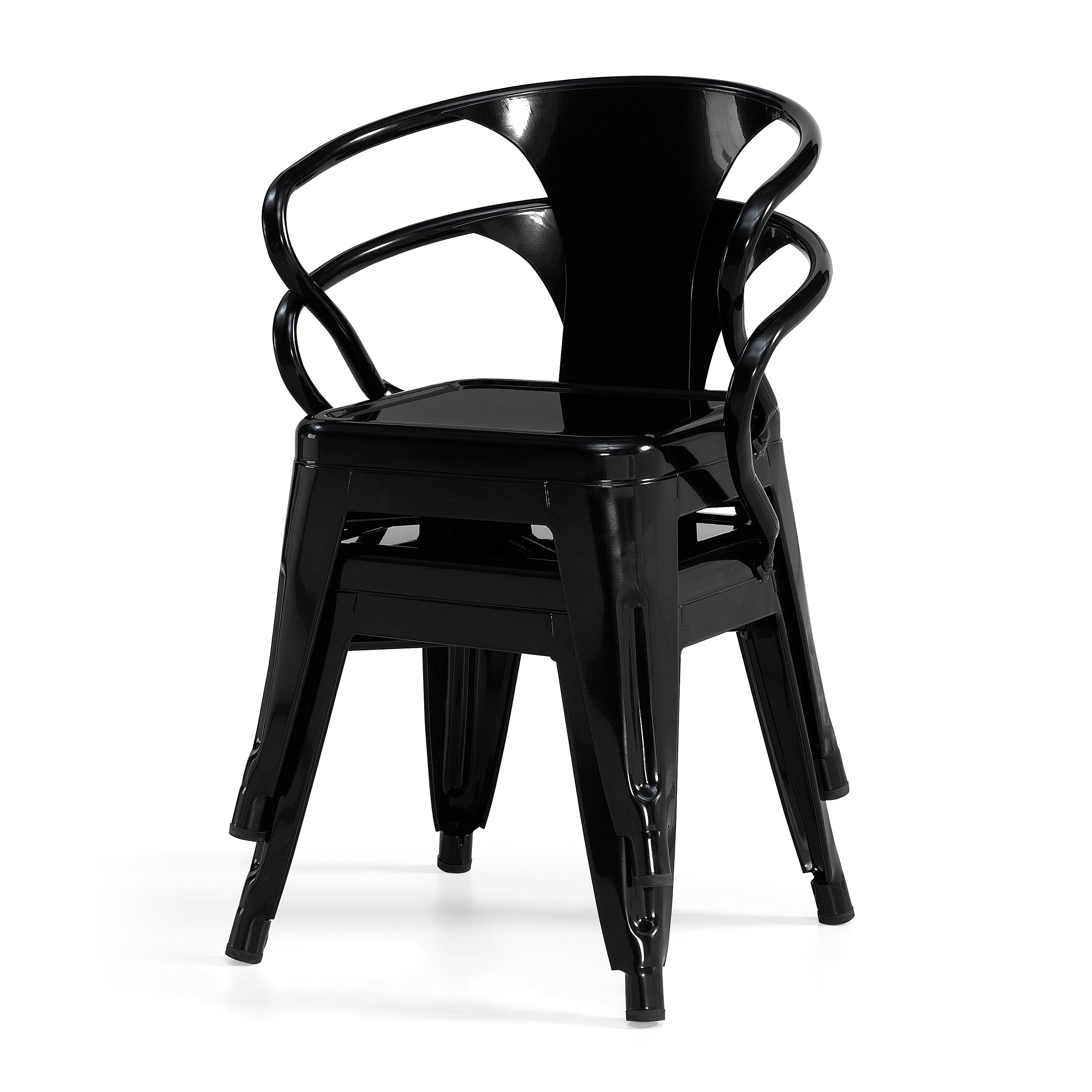 Kids Tabouret Stacking Chairs (Set Of 2)   Free Shipping Today    Overstock.com   14973716