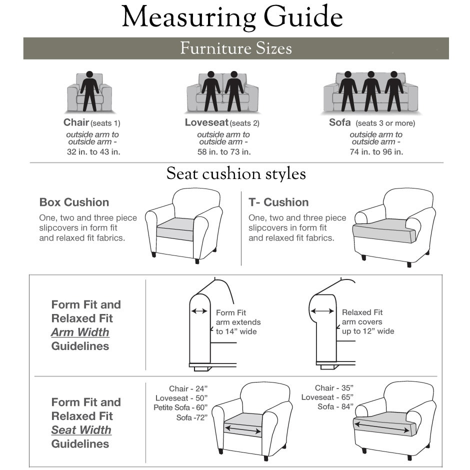Love Seat Diagram Electrical Wiring Diagrams Heated Shop Sure Fit Stretch Plush Cream Loveseat Slipcover Free Shipping Chevy
