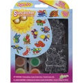 Suncatcher Group Activity Kit-Insects 12/Pkg