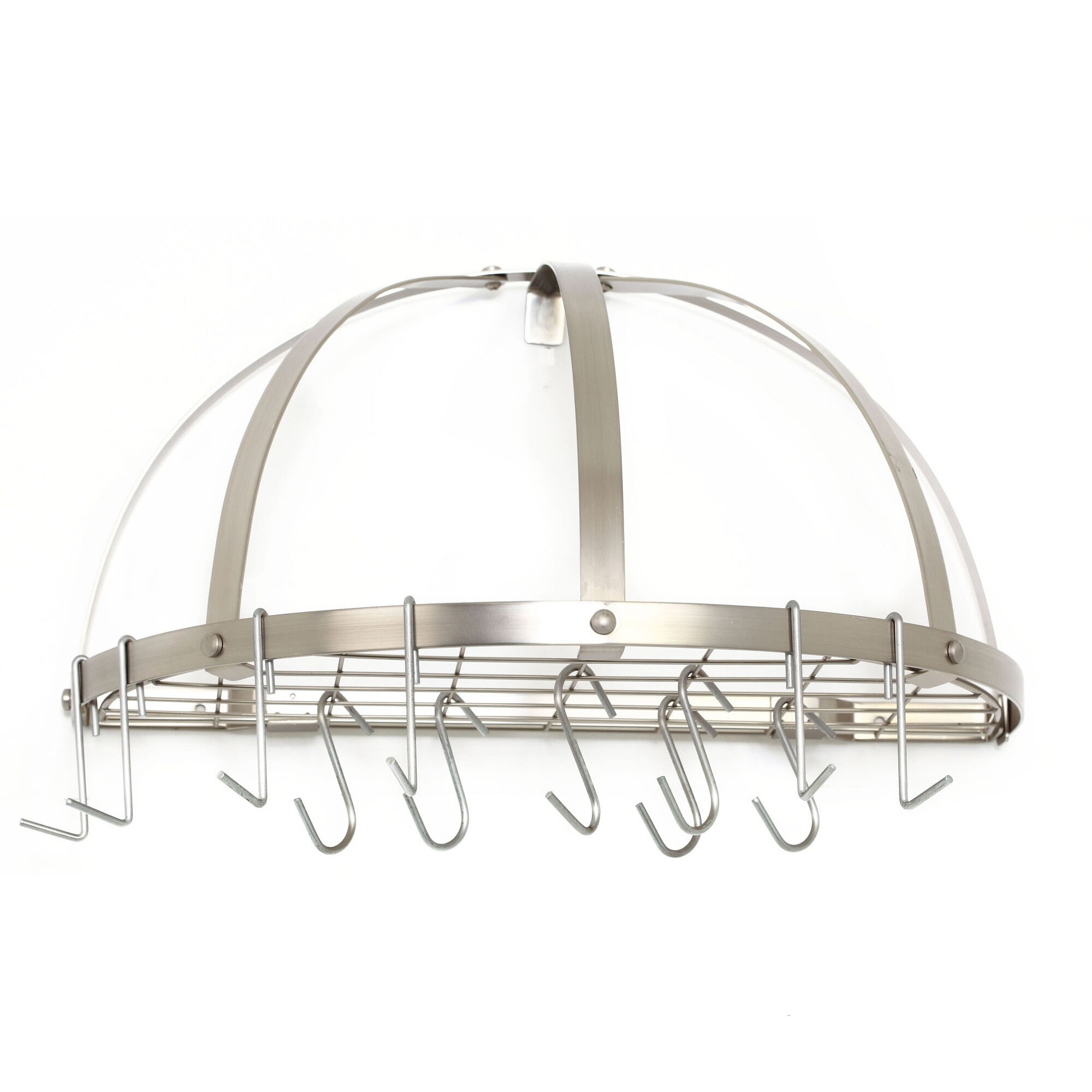 gourmet kitchen grid the pot hayneedle rack with lights rectangle hanging us elegant oksunglassesn