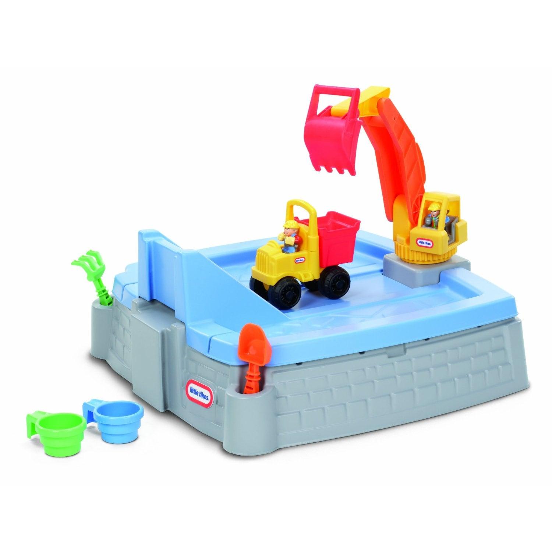 Shop Little Tikes Big Digger Sandbox - Free Shipping Today ...