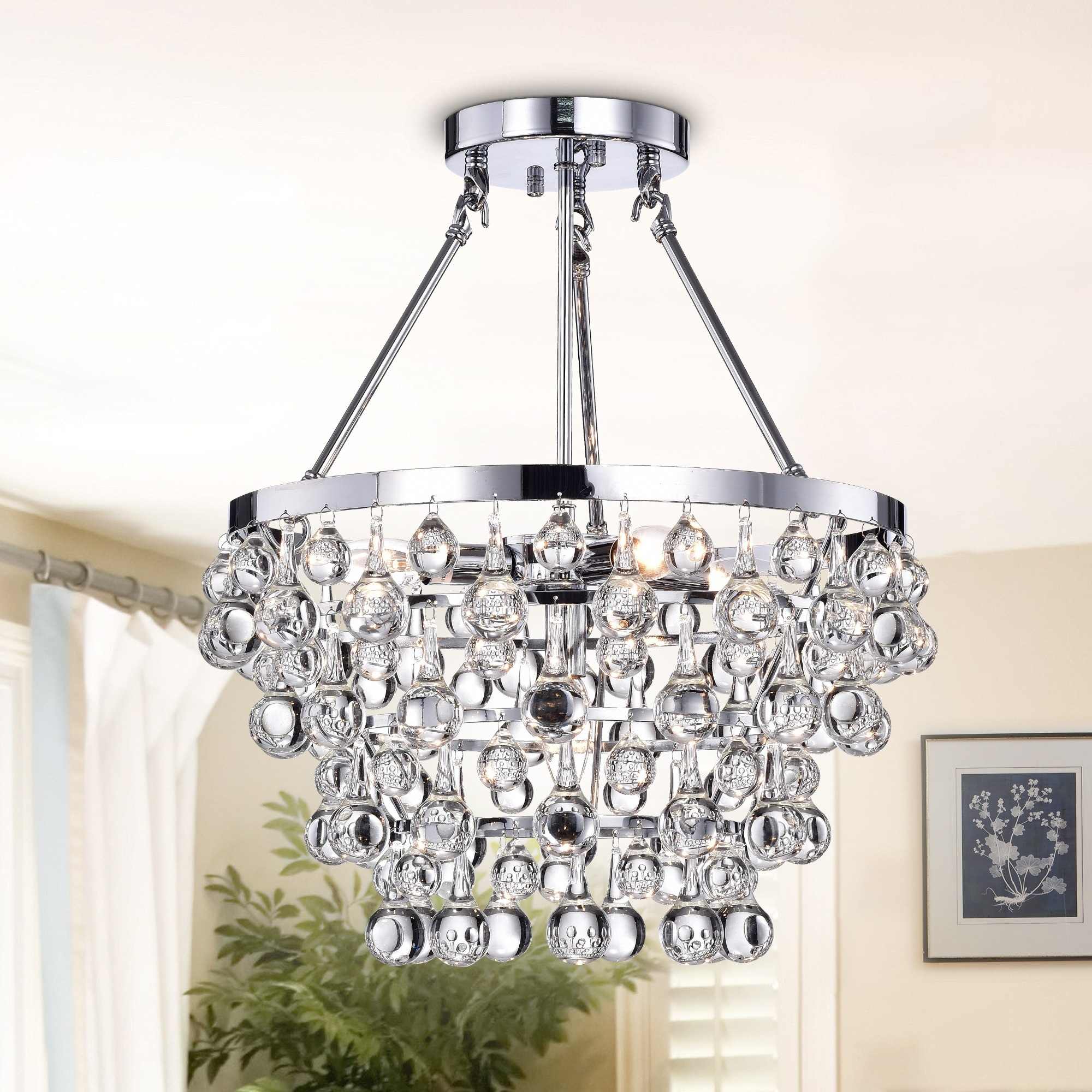 Crystal grand chandelier free shipping today overstock 14983235 aloadofball Gallery