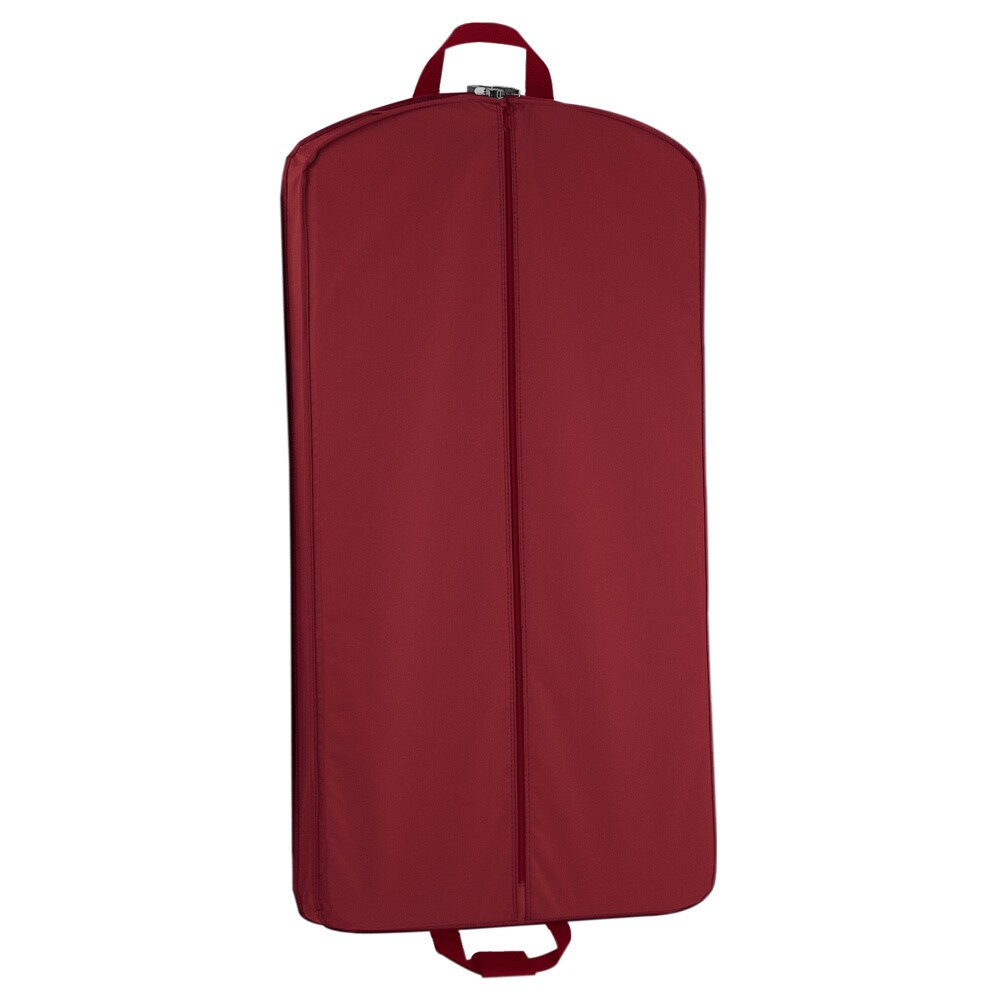 Wallybags 40 Inch Garment Bag With Pockets Free Shipping Today 7559315