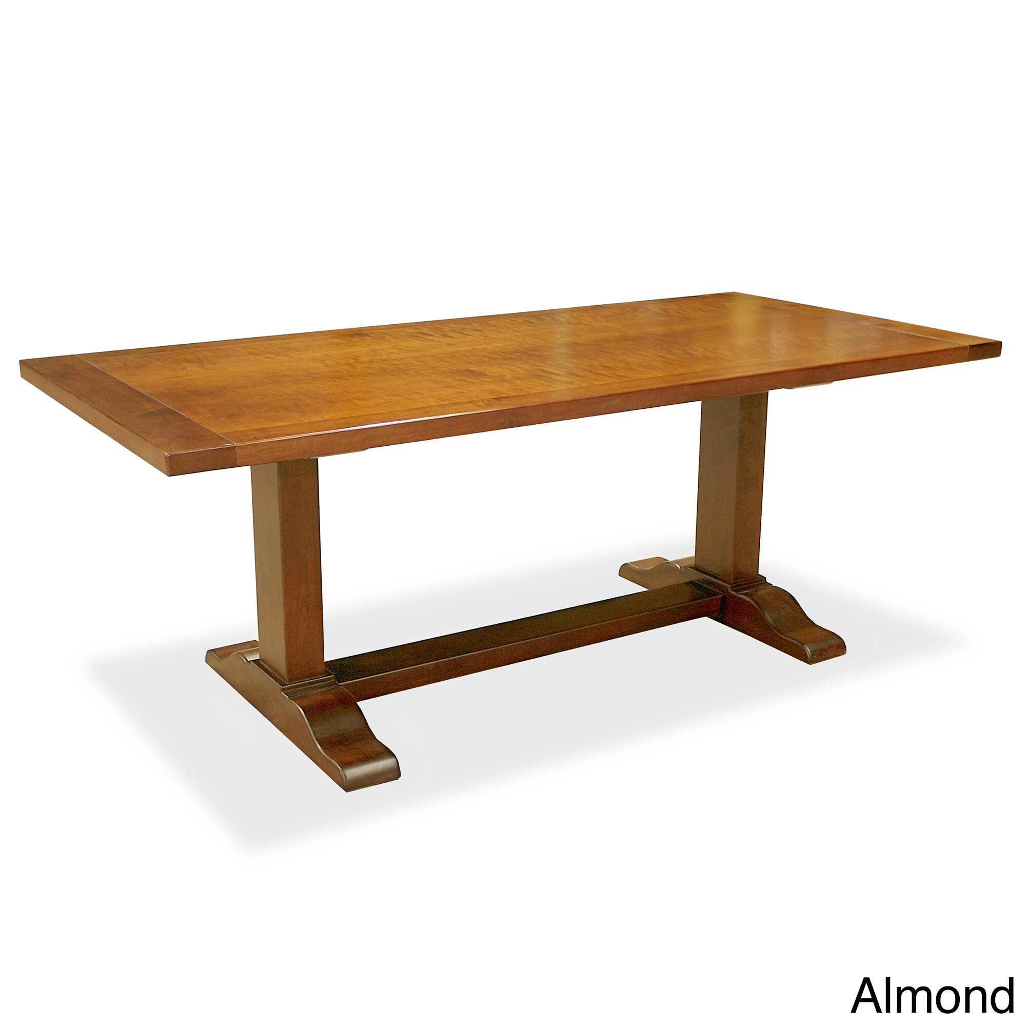 Trestle Dining Table - Free Shipping Today - Overstock - 14998754