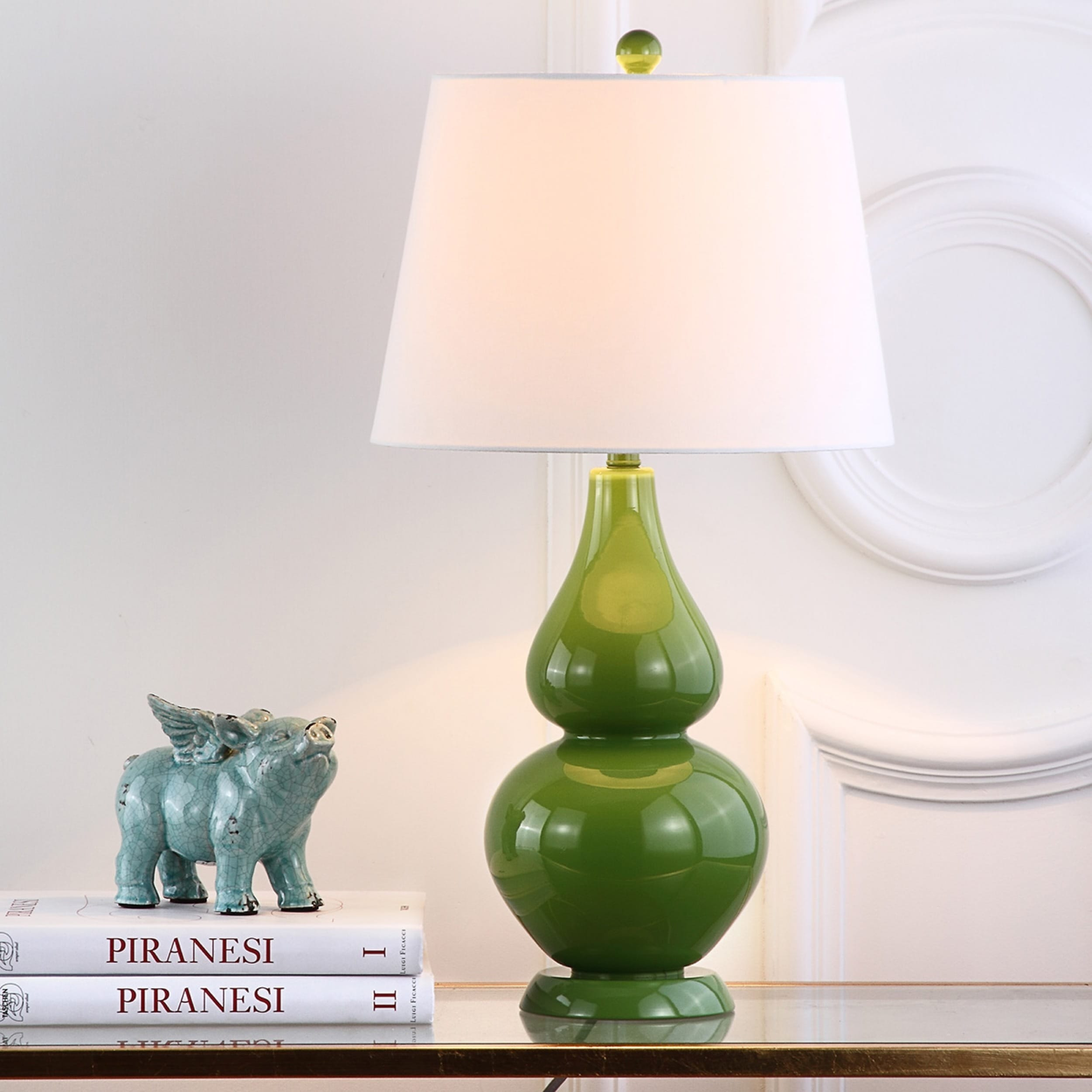 celado of century a details cks vase lamp pair lamps green celadon chinese porcelain lot lotfinder