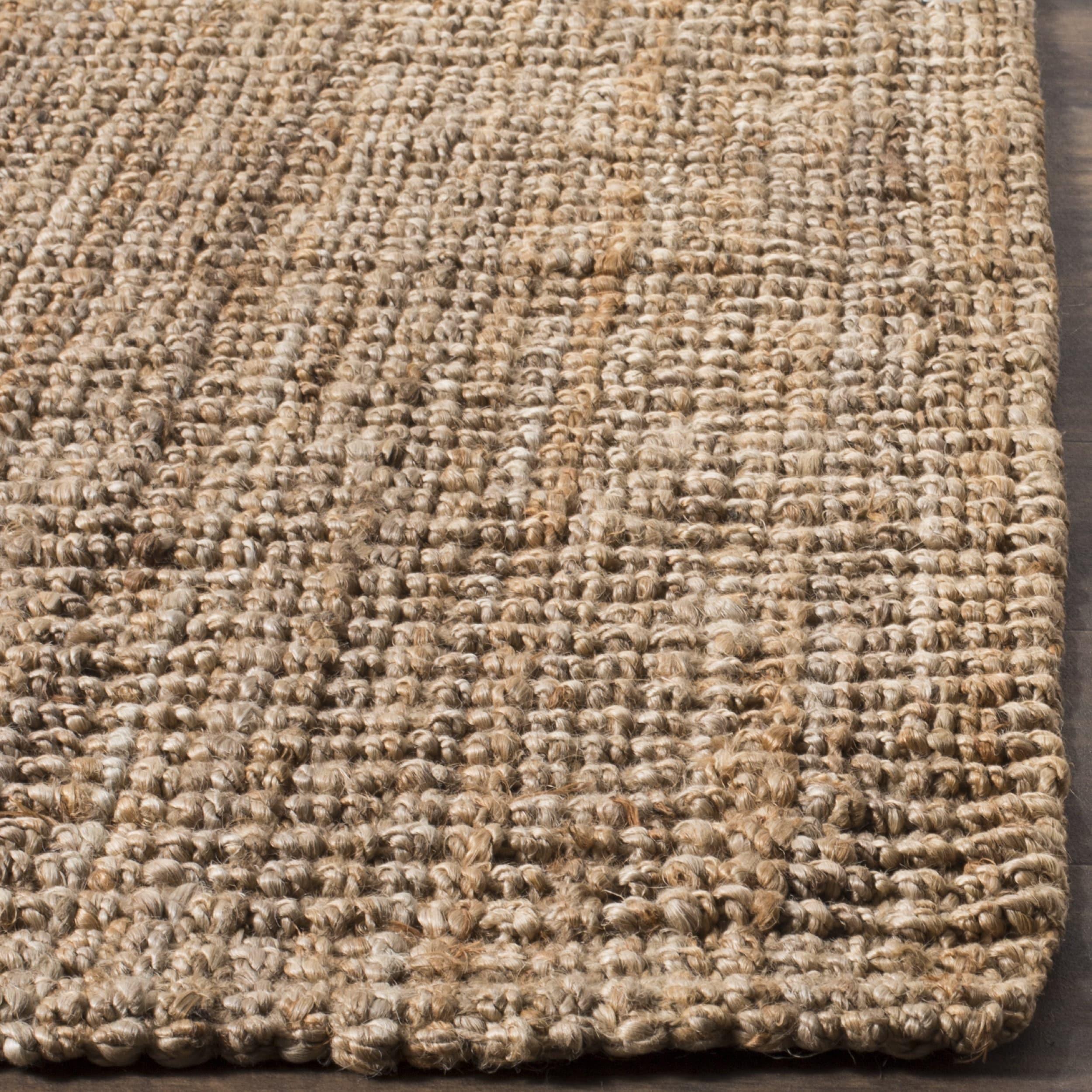 chunky addiction abaca jute collections ru rug leaf beige char drm
