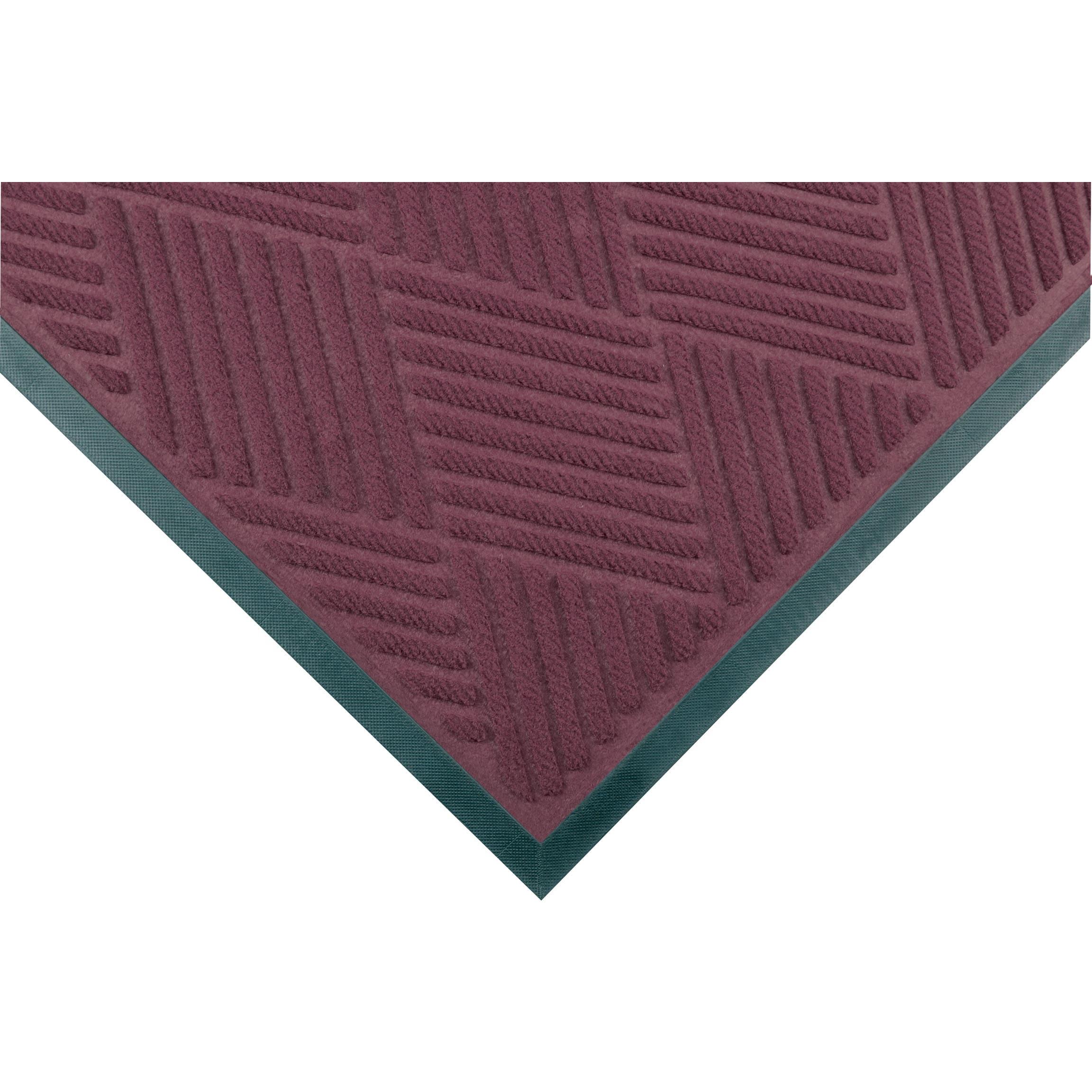 4x6 Door Mat #16 - Notrax Tufted Opus Burgundy Decalon Yarn Door Mat (4u0027 X 6u0027) - Free Shipping  Today - Overstock - 15002205