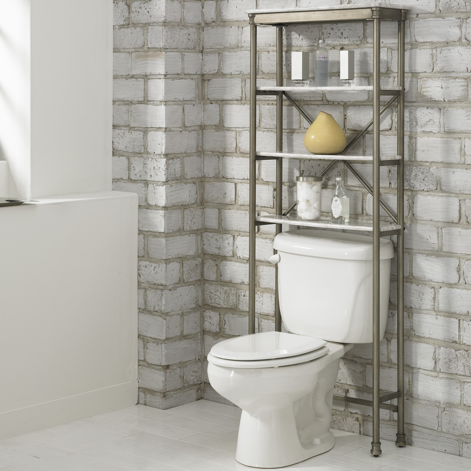 Shop The Orleans Over the Commode Stand by Home Styles - On Sale ...