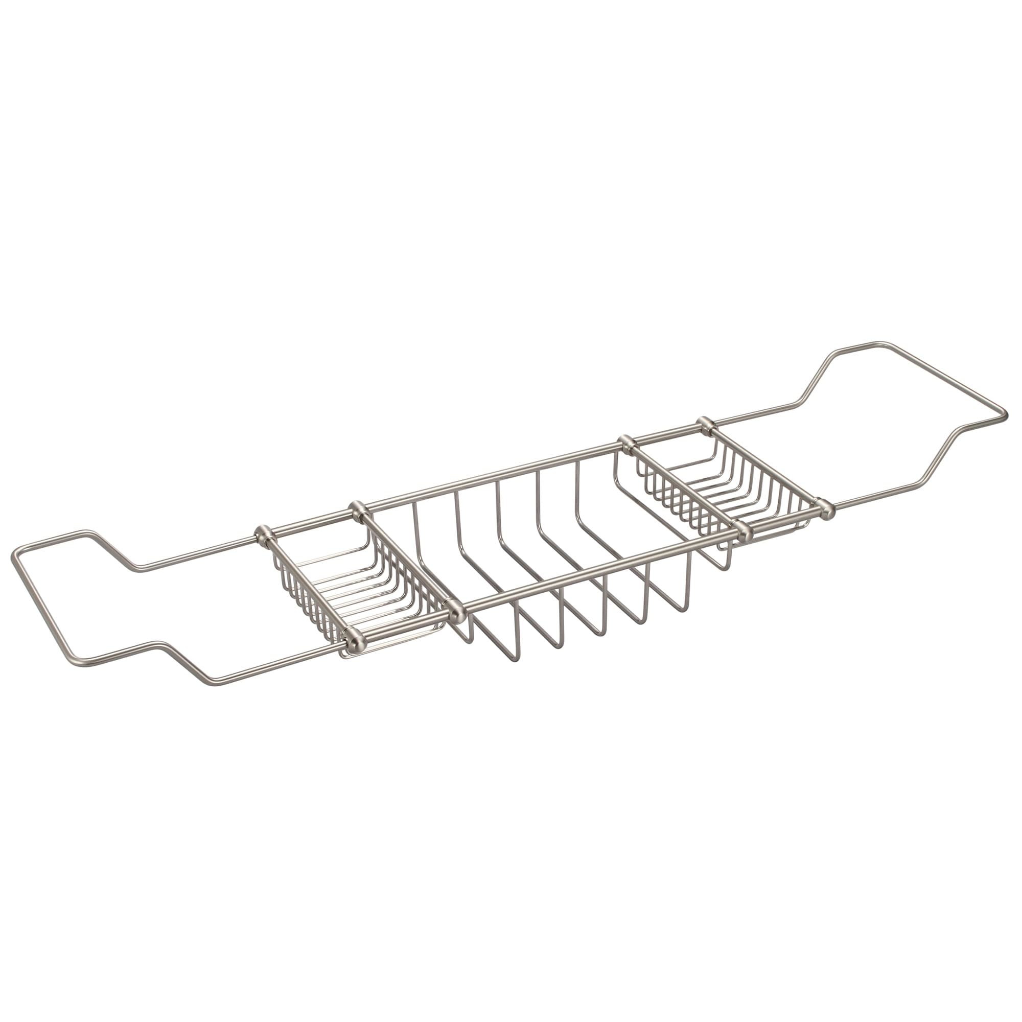 Shop Water Creation Expandable Bath Caddy For The Elegant Tub in ...