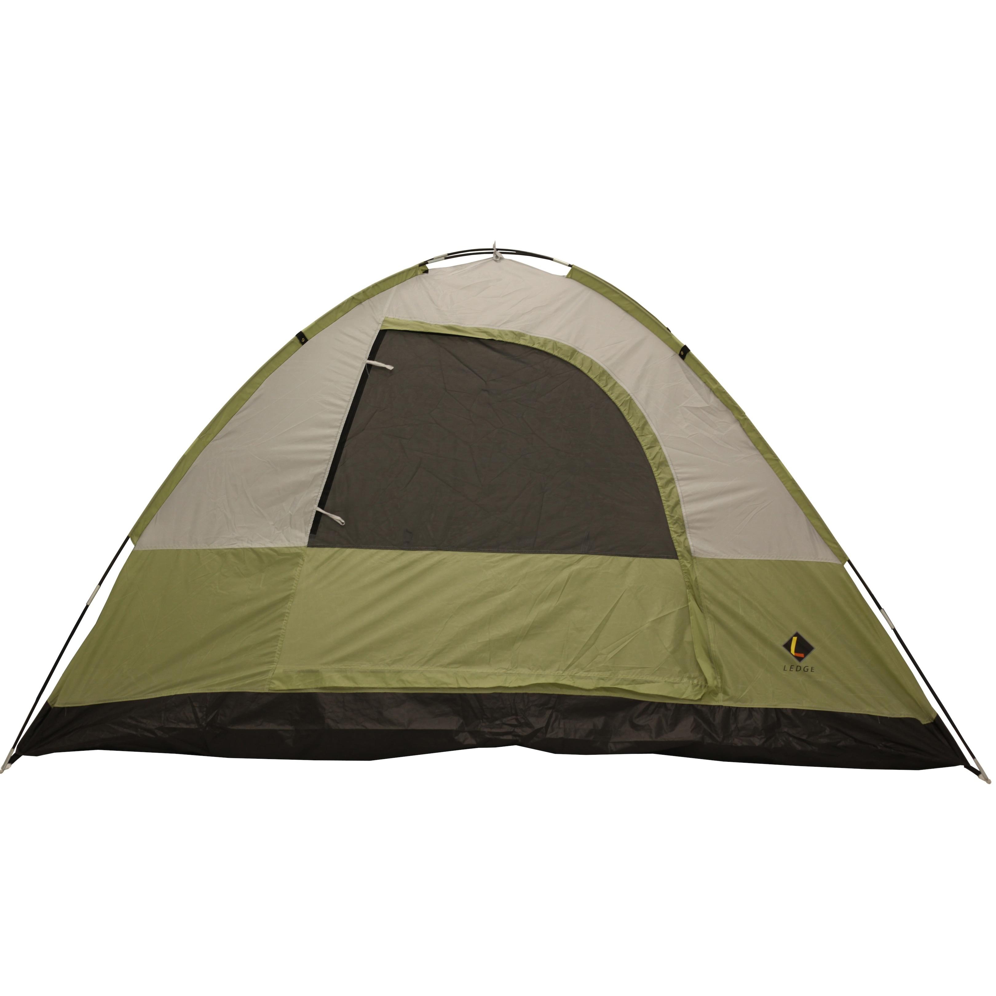 Ledge Sports Ridge 4 Person Tent (9 x 7) - Free Shipping Today - Overstock.com - 15020151  sc 1 st  Overstock.com & Ledge Sports Ridge 4 Person Tent (9 x 7) - Free Shipping Today ...