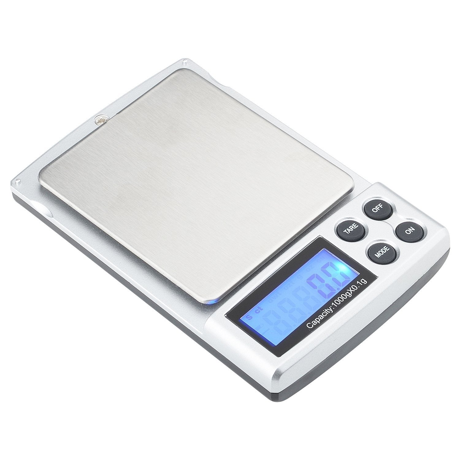 INSTEN Digital White Kitchen Food Scale - Free Shipping On Orders ...