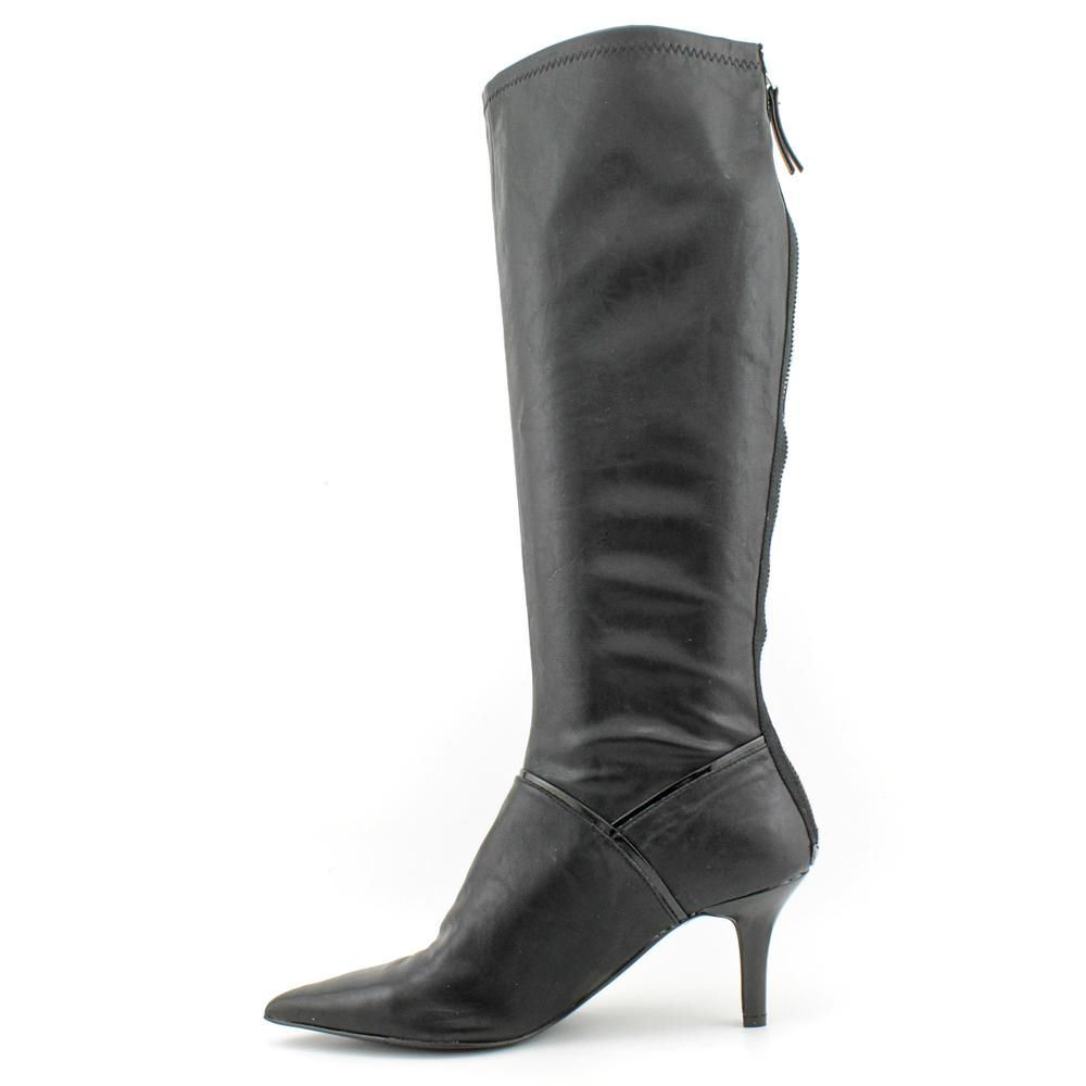 932876369306 Shop Nine West Women s  Alice Eve  Faux Leather Boots - Free Shipping On  Orders Over  45 - Overstock - 7609345
