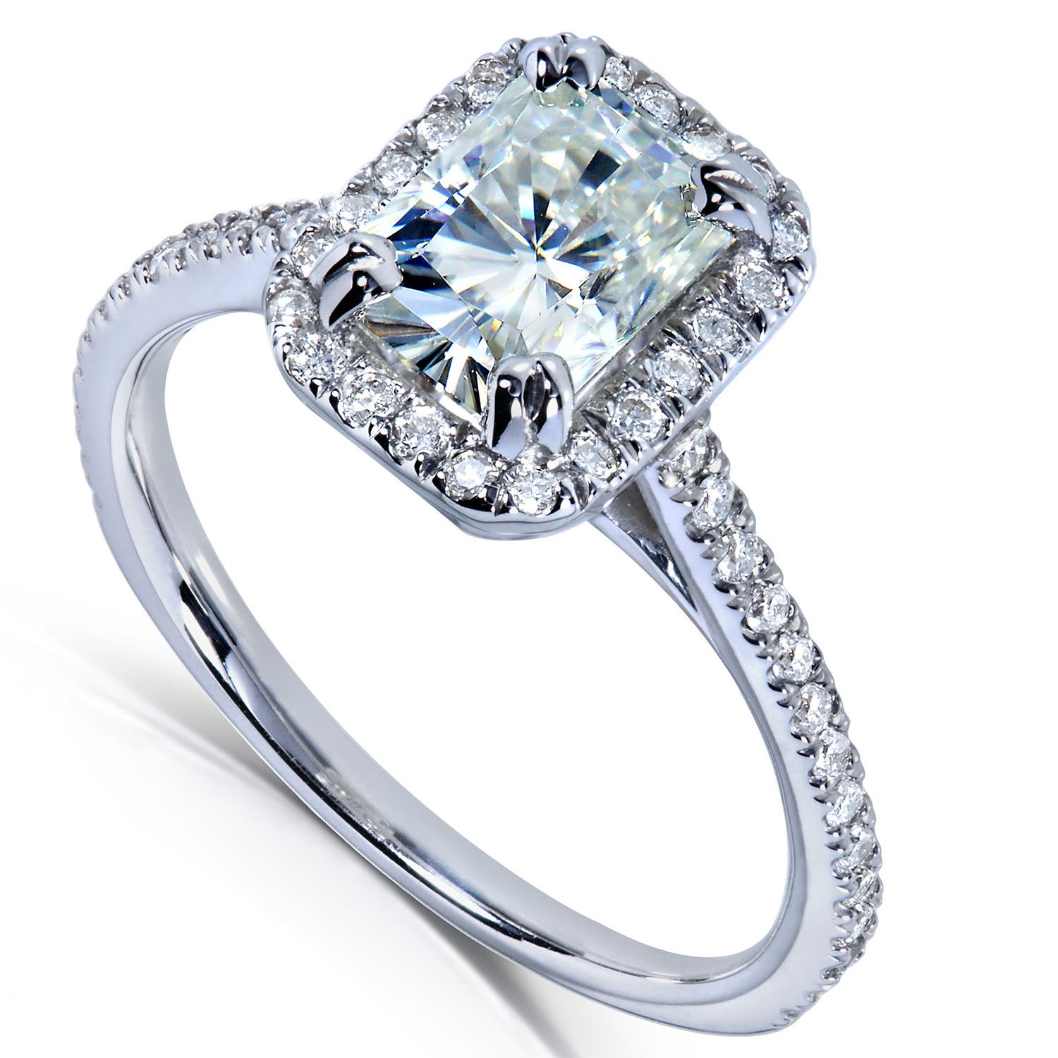 a rings rectangular cut ring diamond oval with chelsea platinum carat pin engagement set