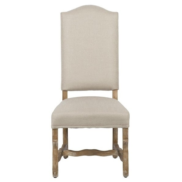 Casper Upholstered Sand Dining Chair By Kosas Home   Free Shipping Today    Overstock.com   15040072