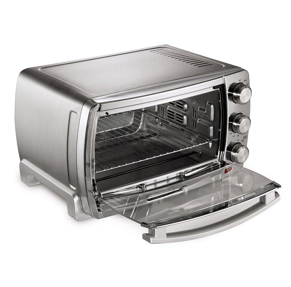c tob steel dininga oven countertop convection cuisinart digital kitchen toaster amazon com stainless large rotisserie