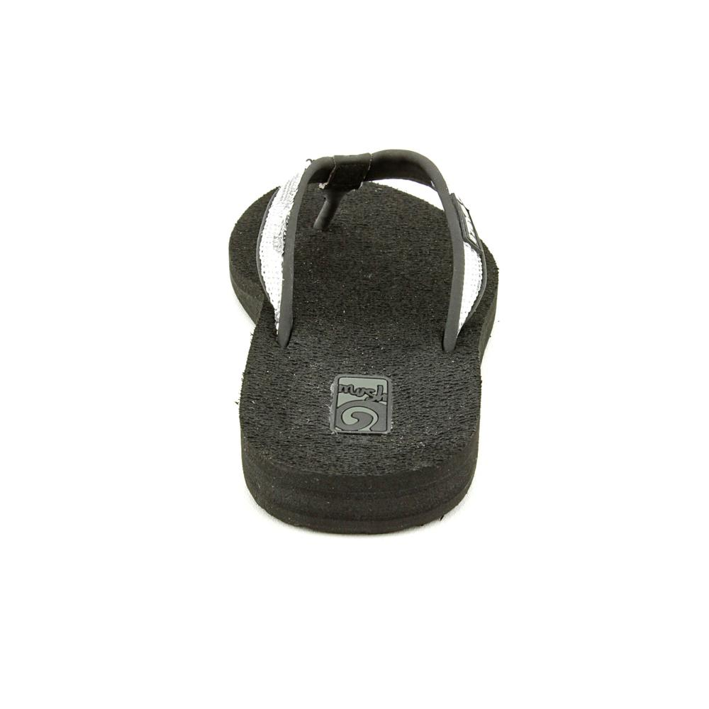 7f6ebc8cd Shop Teva Women s  Contoured Ribbon Mush-Paparazzi  Synthetic Sandals (Size  6) - Free Shipping On Orders Over  45 - Overstock - 7632099