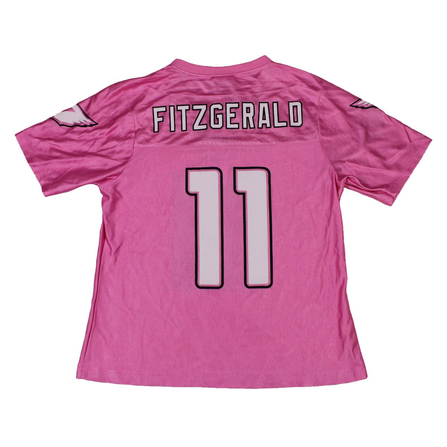 437d25b66 Shop Reebok Arizona Cardinals NFL Women s Larry Fitzgerald Pink Dazzle  Jersey - Free Shipping On Orders Over  45 - Overstock - 7634378