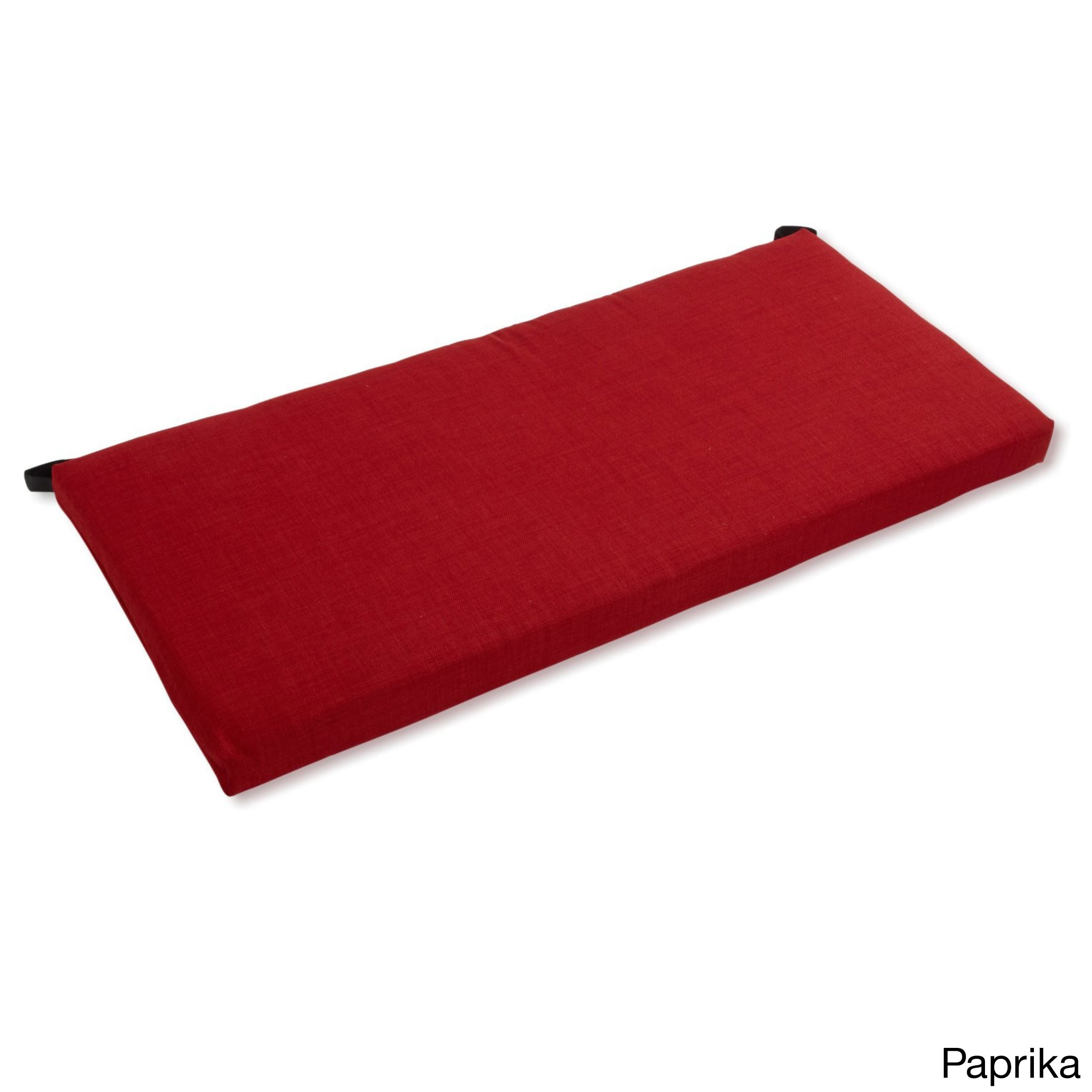 x outdoor inch of contemporary full size lawn cushions pads blue indoor waterproof bench long cushion outside