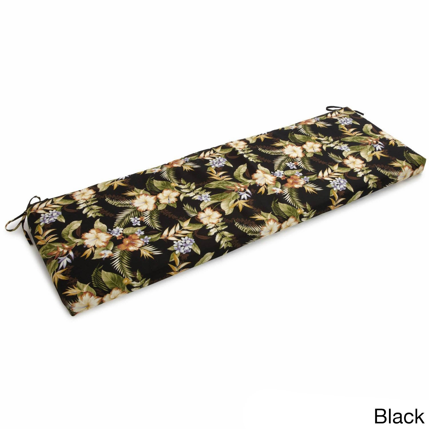 Shop Blazing Needles 60 Inch All Weather Outdoor Bench Cushion 60
