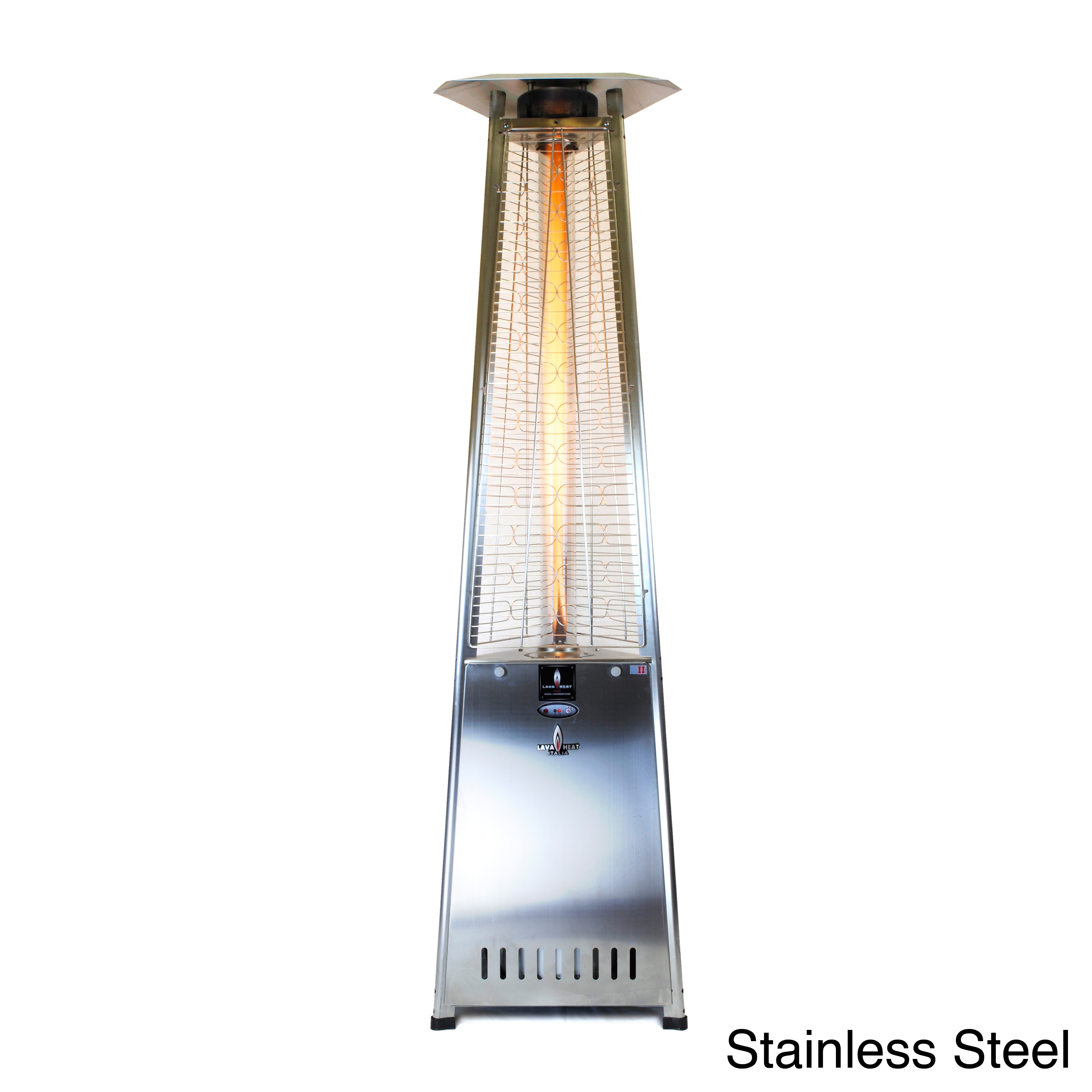 Lava Heat 2G 66 000 BTU mercial Outdoor Patio Heater Free