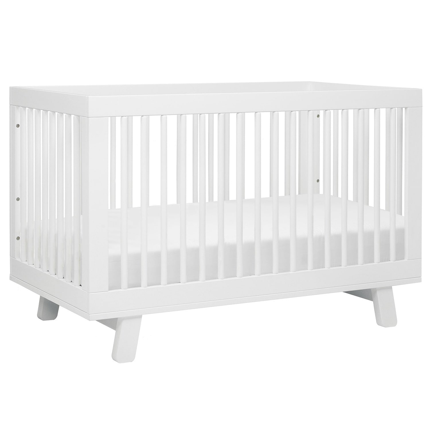 babyletto hudson in convertible crib w toddler bed conversion kit free shipping today  overstockcom  . babyletto hudson in convertible crib w toddler bed conversion