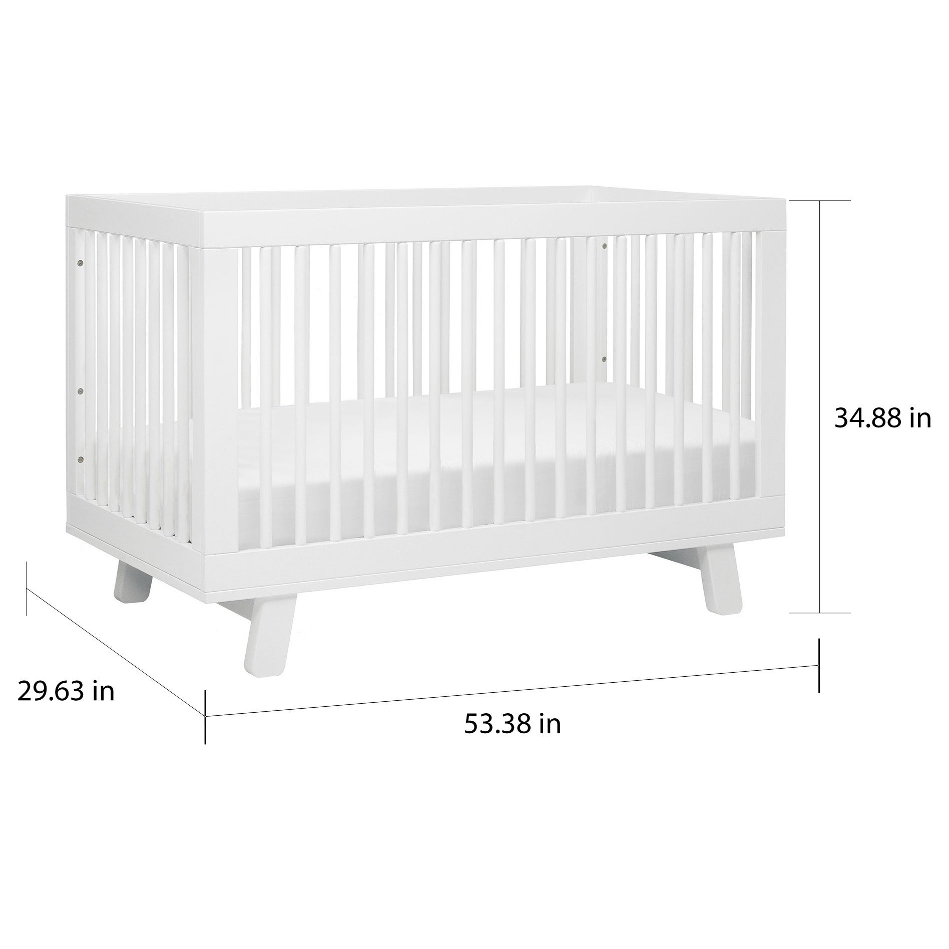 dawn and toddler cribs supreme new free crib shipping mattress overstock serta baby today product multi