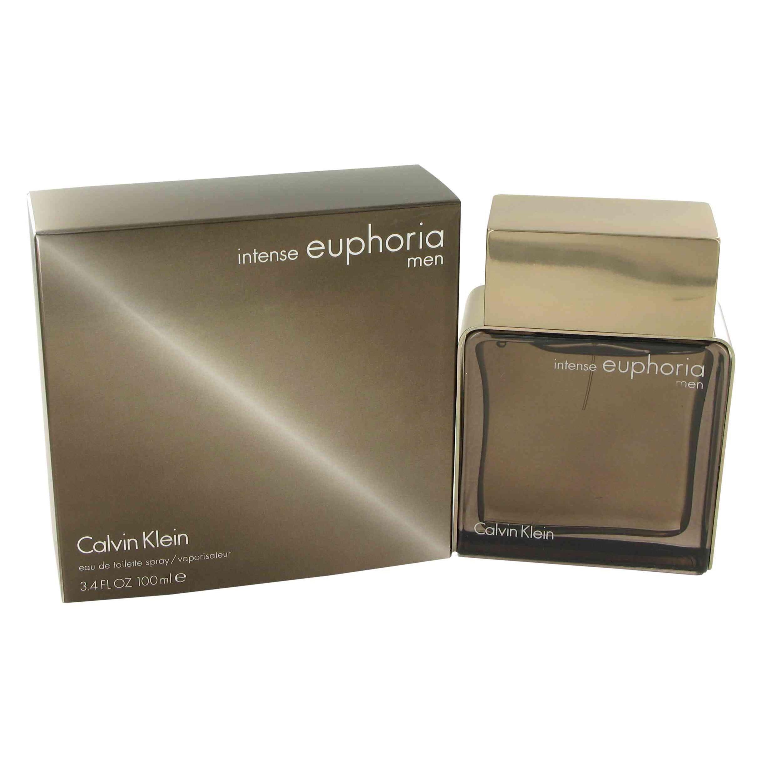 50bfa9219890 Calvin Klein Euphoria Intense Men's 3.4-ounce Eau de Toilette Spray