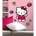 The World of Hello Kitty Peel & Stick Giant Wall Decals