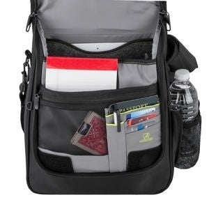 1730287823 Shop Travelon Anti-theft Urban North South Messenger Bag - Free Shipping  Today - Overstock - 7672541