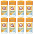 Arm & Hammer Unscented Essentials Natural Protection 2.5-ounce Deodorant (Pack of 8)