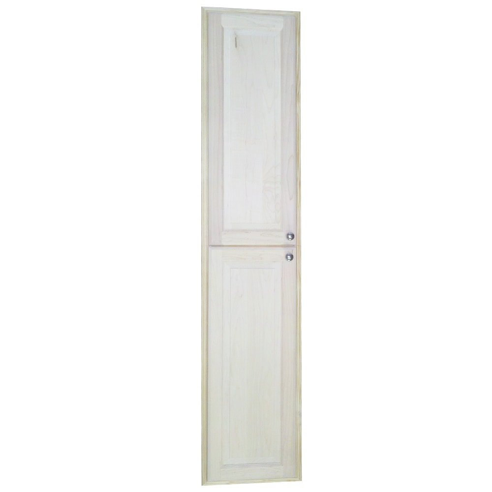 Baldwin 72 Inch Natural Recessed Pantry Storage Cabinet Free Shipping Today 7676286
